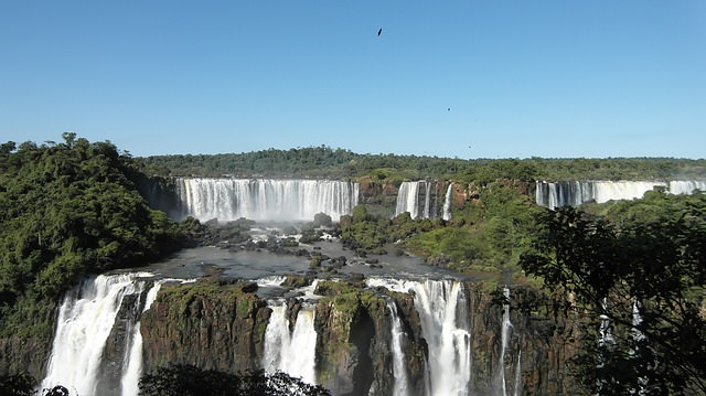 Backpacking in Brasilien - Foz do Iguacu