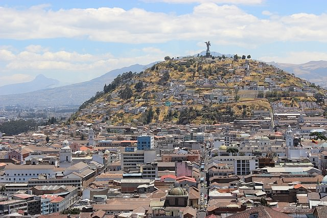Backpacking in Ecuador - Quito