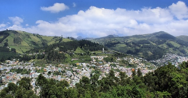 Backpacking in Ecuador