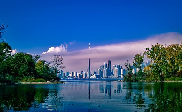 Backpacking in Kanada - Toronto
