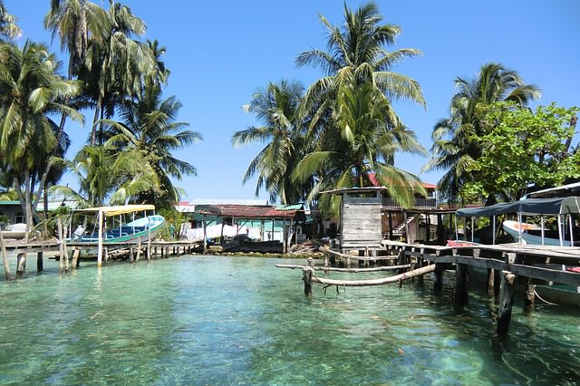 Backpacking in Panama - Paradise