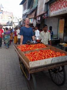 In Mumbai arbeiten