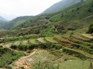 Sa Pa in Vietnam