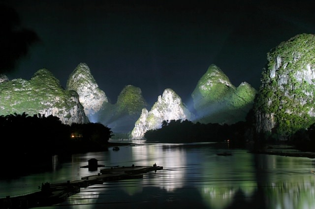 Backpacking in China - Guilin