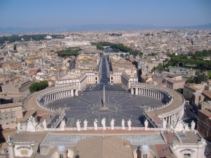 Der Petersdom und Vatikan ein absolutes Highlight