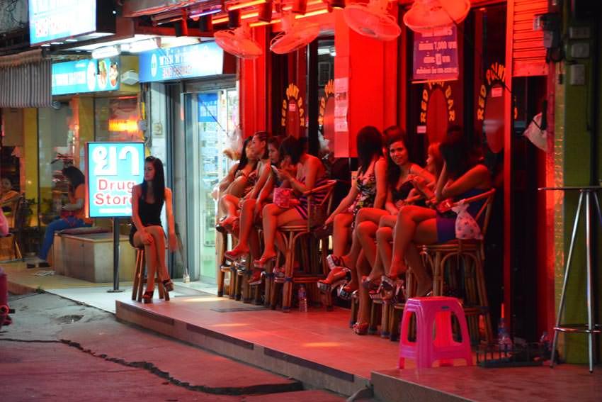 So sieht der Sextourismus in Thailand aus
