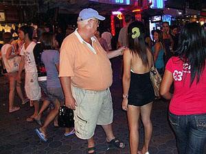prostitution thailand leichteste frau der welt
