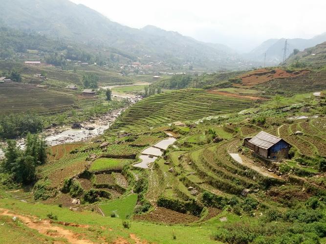 SaPa in Vietnam - Ein Wandertraum