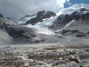 Huayna Potosi 6088 Meter