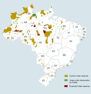 Indigenous in Brasilien