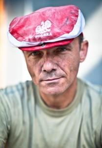 Arbeiter aus Polen