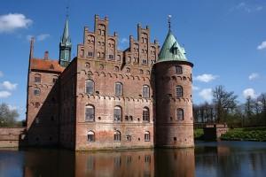 Dänemark Fyn Burg