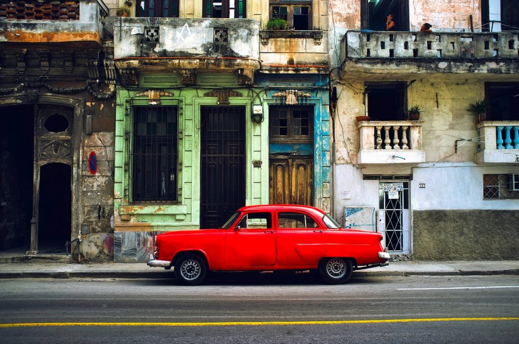 Backpacking auf Kuba - Havanna