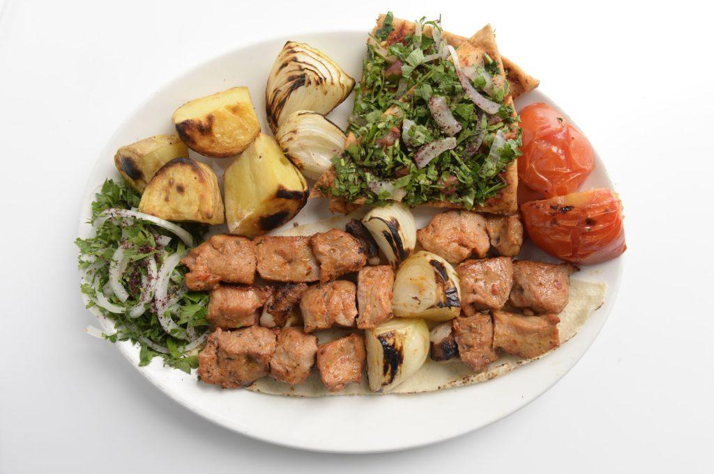 Backpacking im Libanon - Libanesische Küche