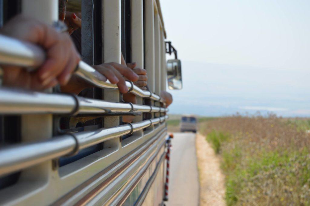 Backpacking im Libanon - Reisen mit dem Bus