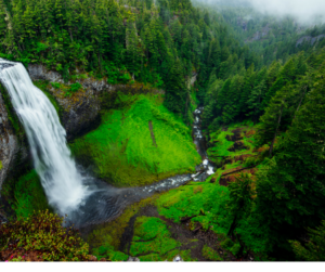 Wasserfall in Langkawi