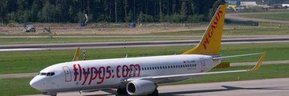 Transportmittel Flugzeug