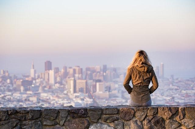 Einsam auf Reisen