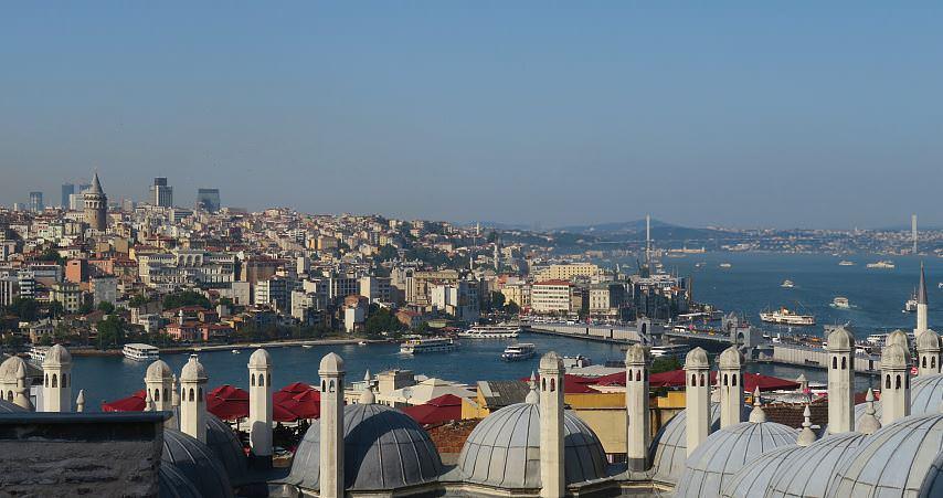 Goldenes Horn Istanbul