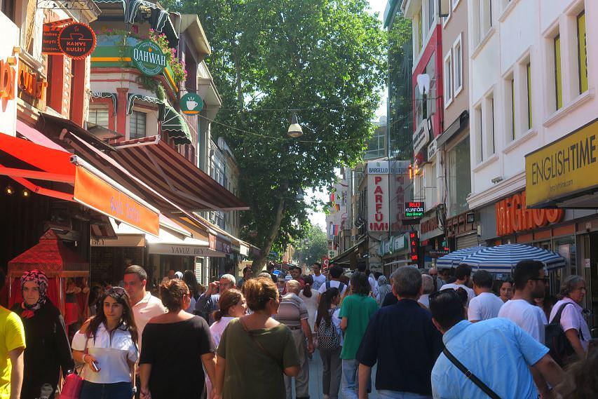 Kadikoey Istanbul