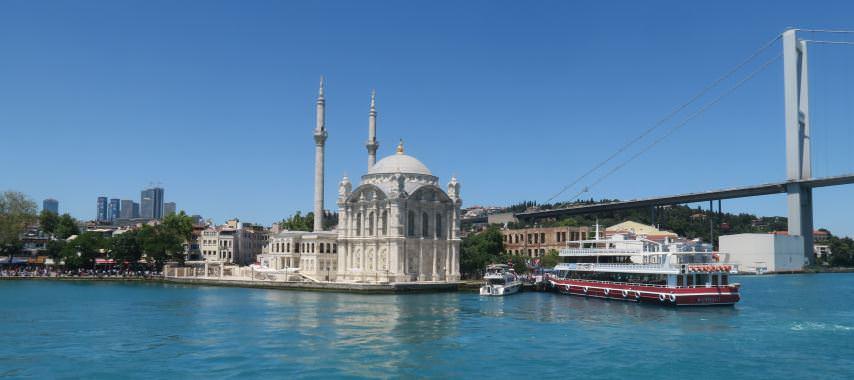 Ortakoey Bosporusbruecke