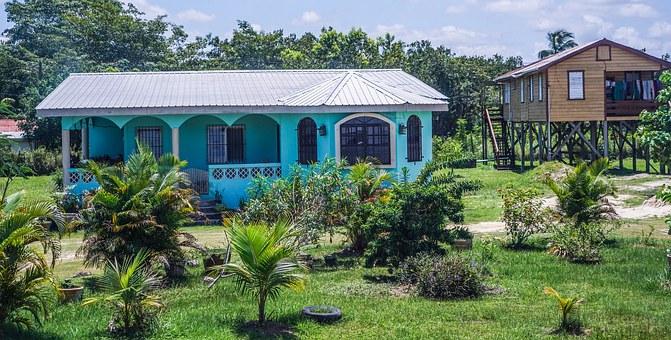 Unterkunft in Belize
