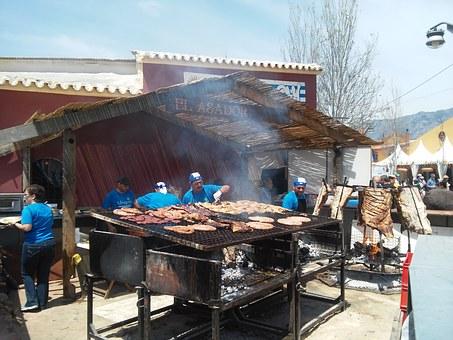 Uruguay Essen vom Grill