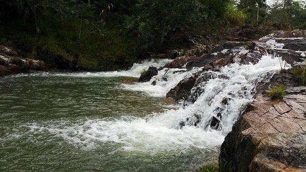 Wasserfälle Belize