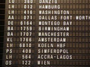 Wohin kann man Last Minute Reisen?