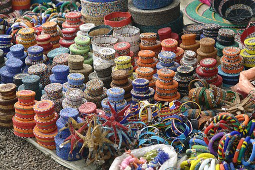 Sansibar Darajani-Markt
