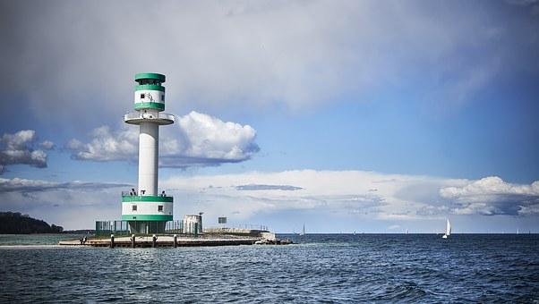 Leuchtturm Kieler Förde