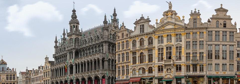 Brüssel Grote Markt