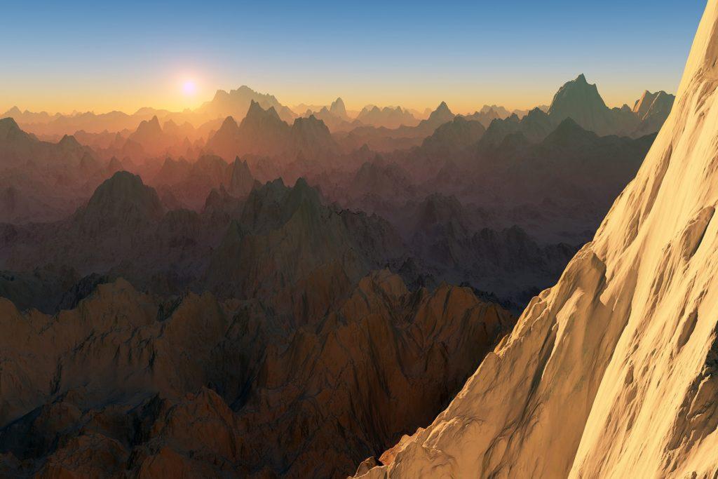 Backpacking in Pakistan - Eindrucksvolle Gebirgslandschaften