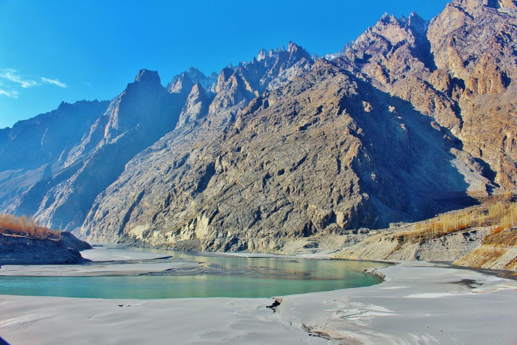 Backpacking in Pakistan - Hunza Valley