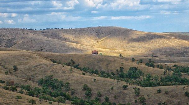 Berglandschaft Serbien
