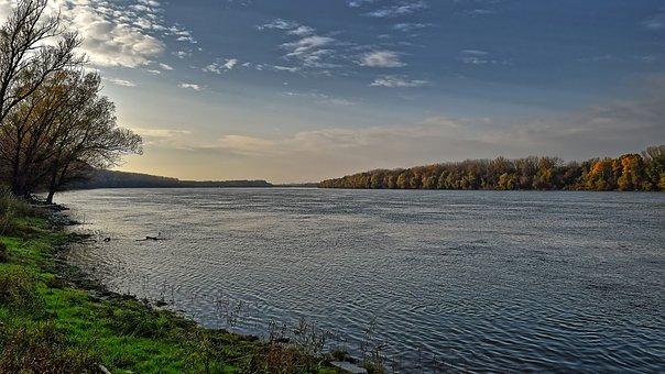 Donauufer in Serbien