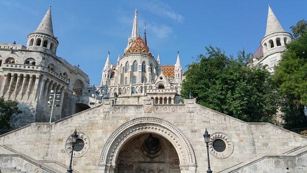 Fischerbastei in Ungarn