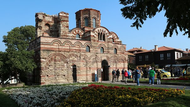 Nessebar Bulgarien