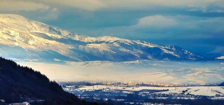 Plania Berg in Bulgarien