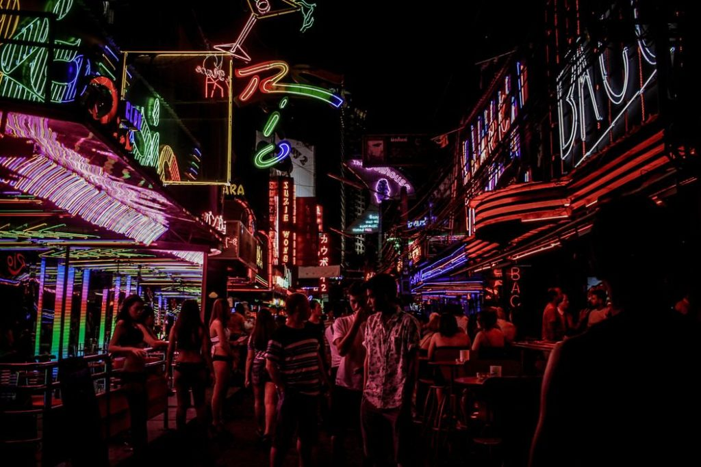 Shanghai Party