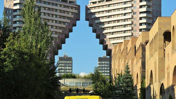 Architektur Jerewan