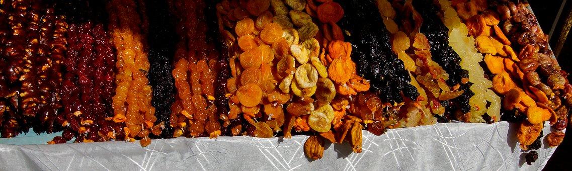 Köstlichkeiten in Armenien