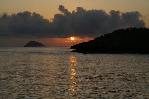 Abendstimmung Galapagosinseln