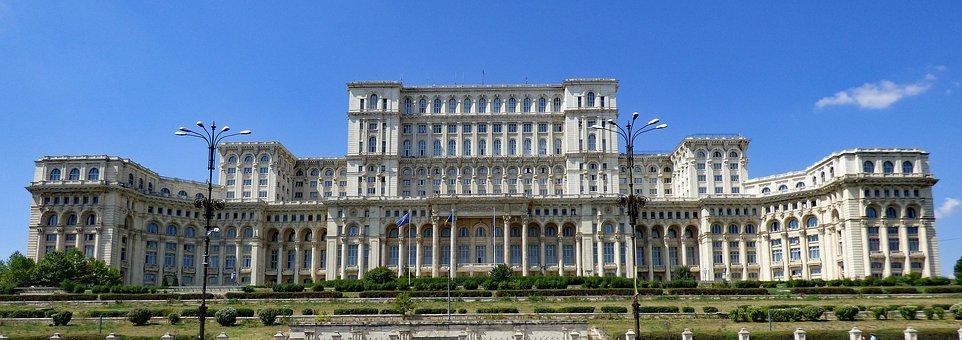 Bukarest Staatspalast