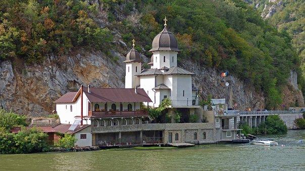 Donau, Eisernes Tor, Mracuna Rumänien