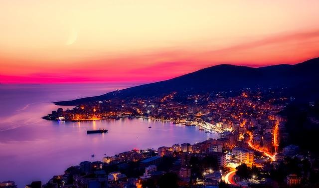 Nachtleben in Albanien