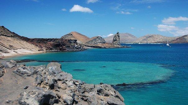 Naturschauspiel Galapagosinseln