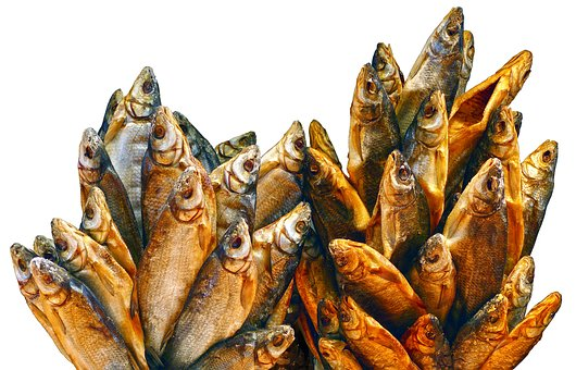 Stockfisch - Köstlichkeit in Estland