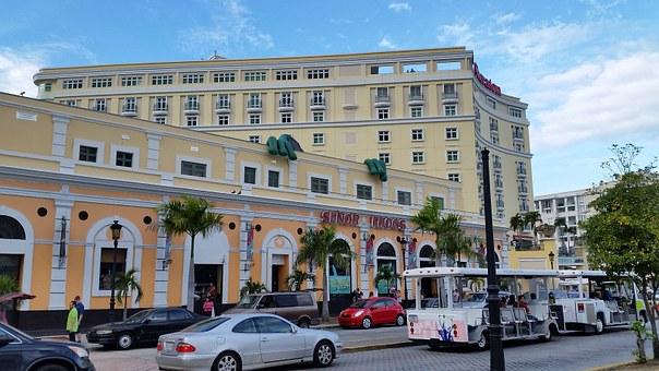 Stadtbild San Juan