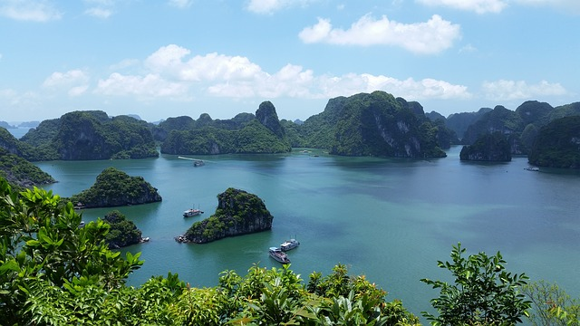 Halong Bay National Park